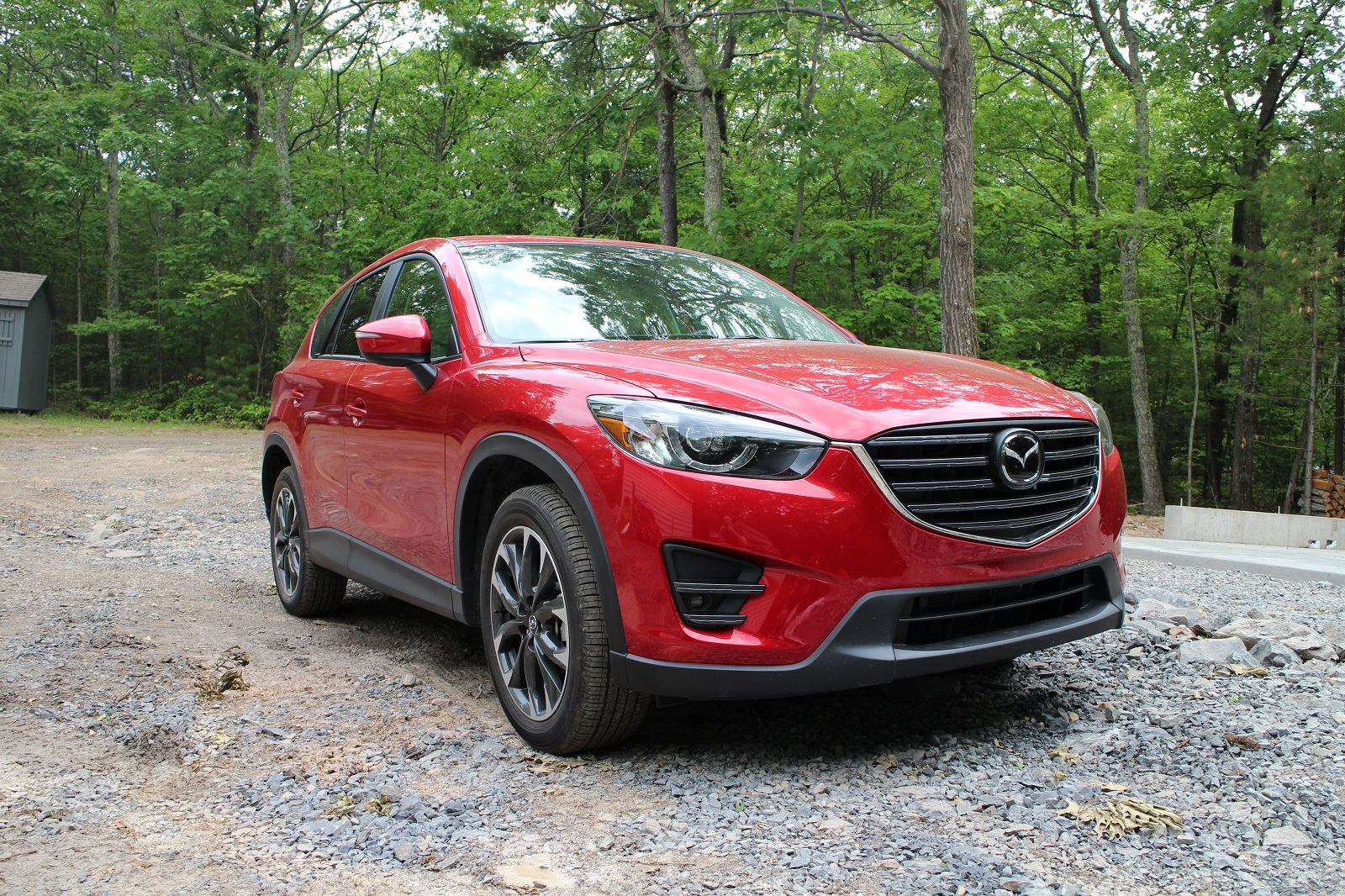 2016 mazda cx 5 grand touring gas mileage review of small suv