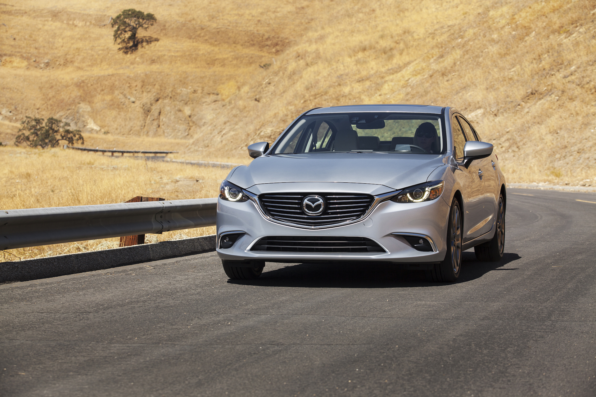 Mazda 6 diesel sedan still planned but more oomph needed company says