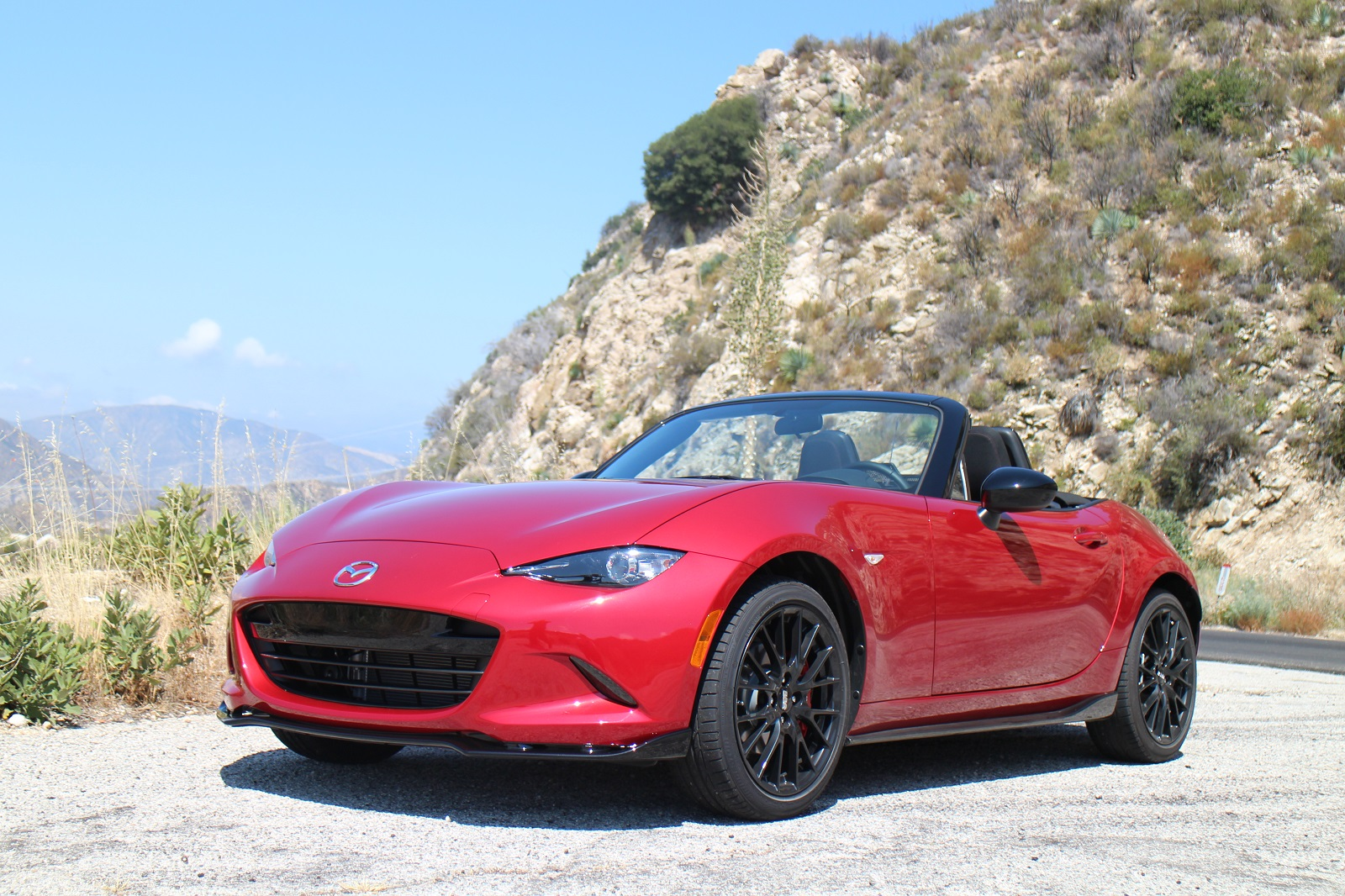 Motor Authority Best Car To Buy Nominee 2016 Mazda Mx 5 Miata
