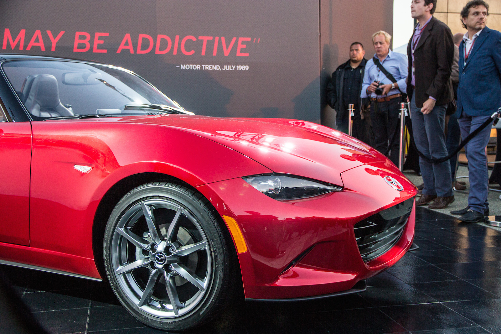 Mazda MX-5 Miata-Based Fiat 124 Spider To Debut This Year: Report