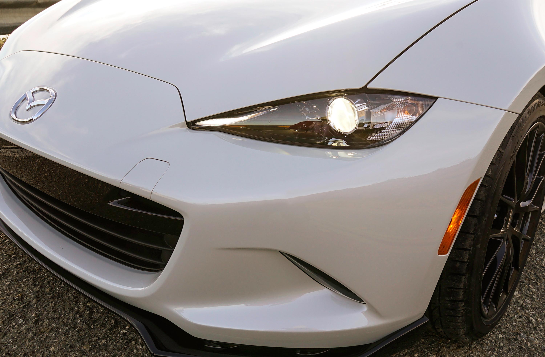 Mazda Mx 5 Miata Retractable Hard Top Tipped For New York Auto Show