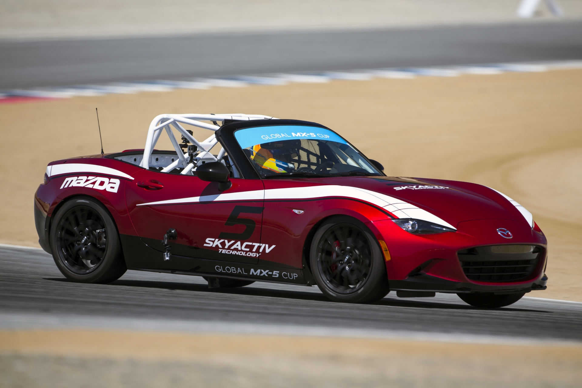 Mazda Announces Pricing For Miata MX-5 Cup Car