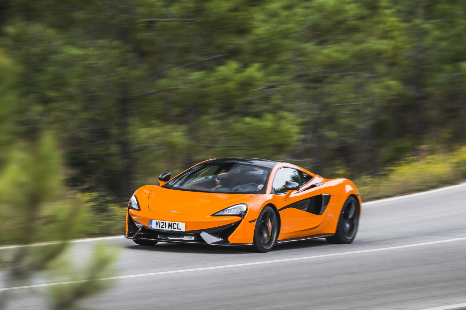 The 187 400 Mclaren 570s Is Ferrari S Rude Wake Up Call First Drive Review