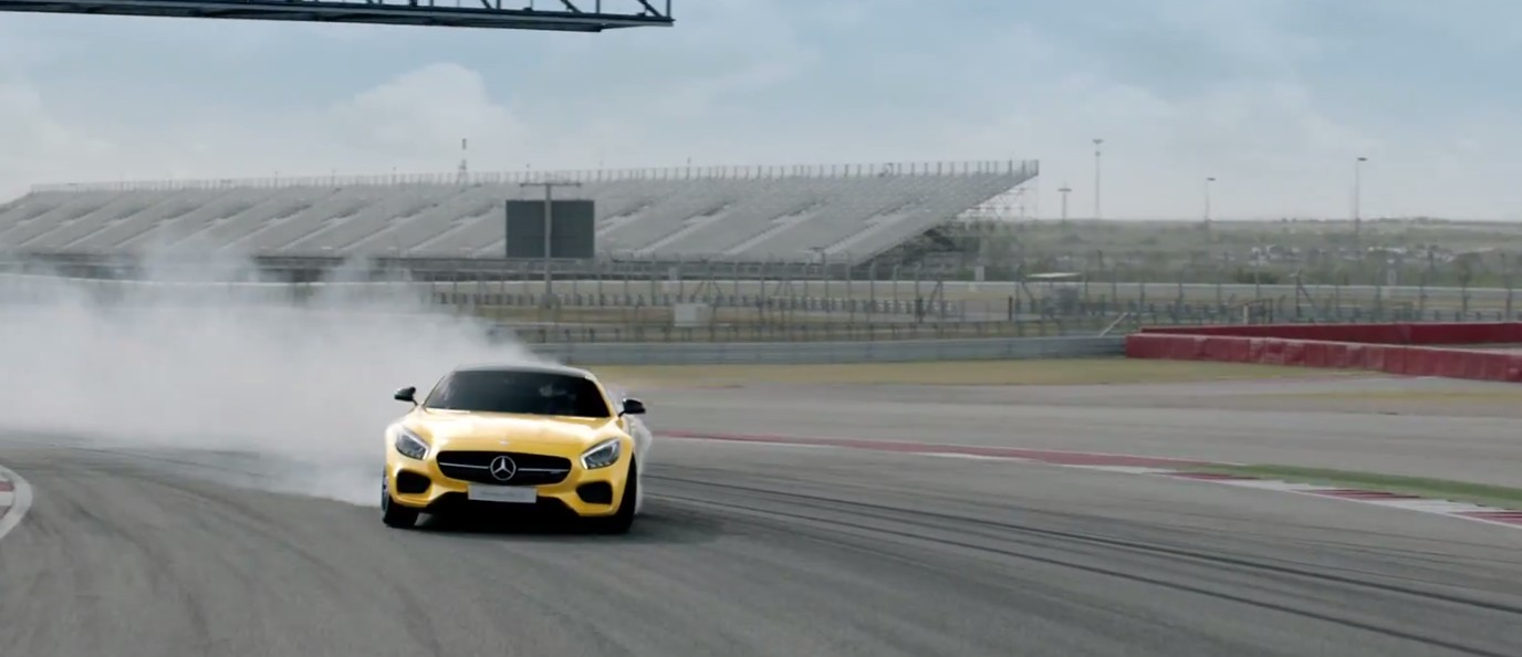 Watch The New Mercedes-AMG GT At The Circuit Of The Americas: Video
