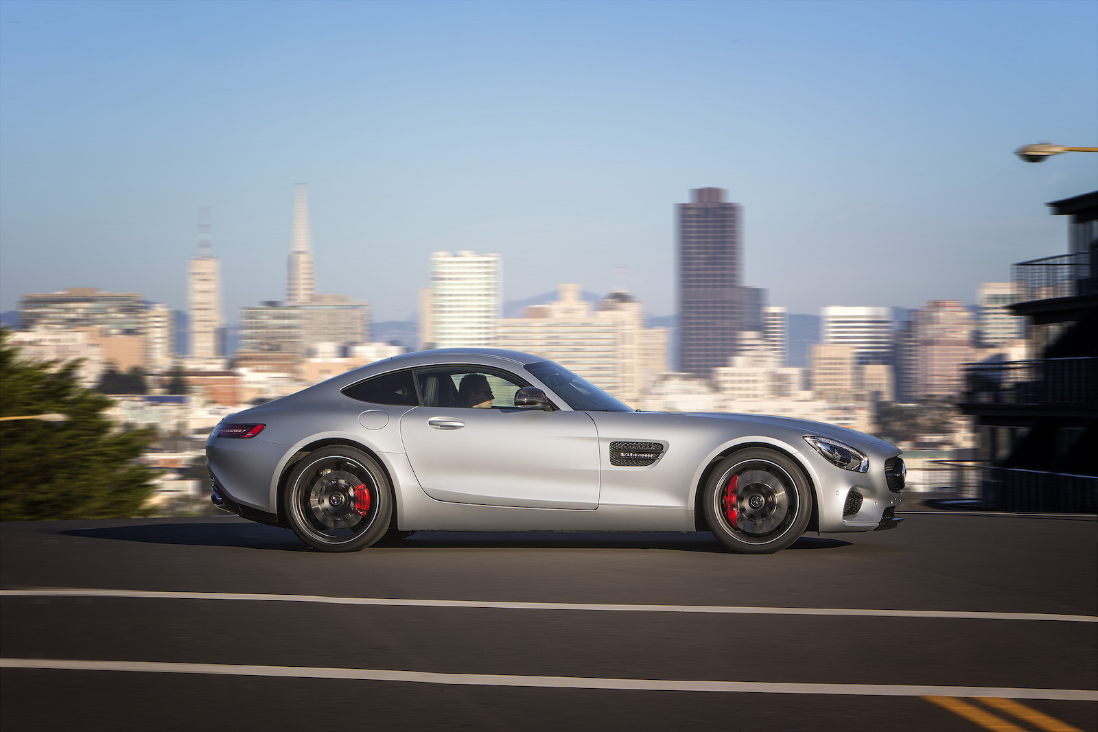 Mercedes Benz Sls Amg Review >> 2016 Mercedes-Benz AMG GT Review, Ratings, Specs, Prices, and Photos - The Car Connection