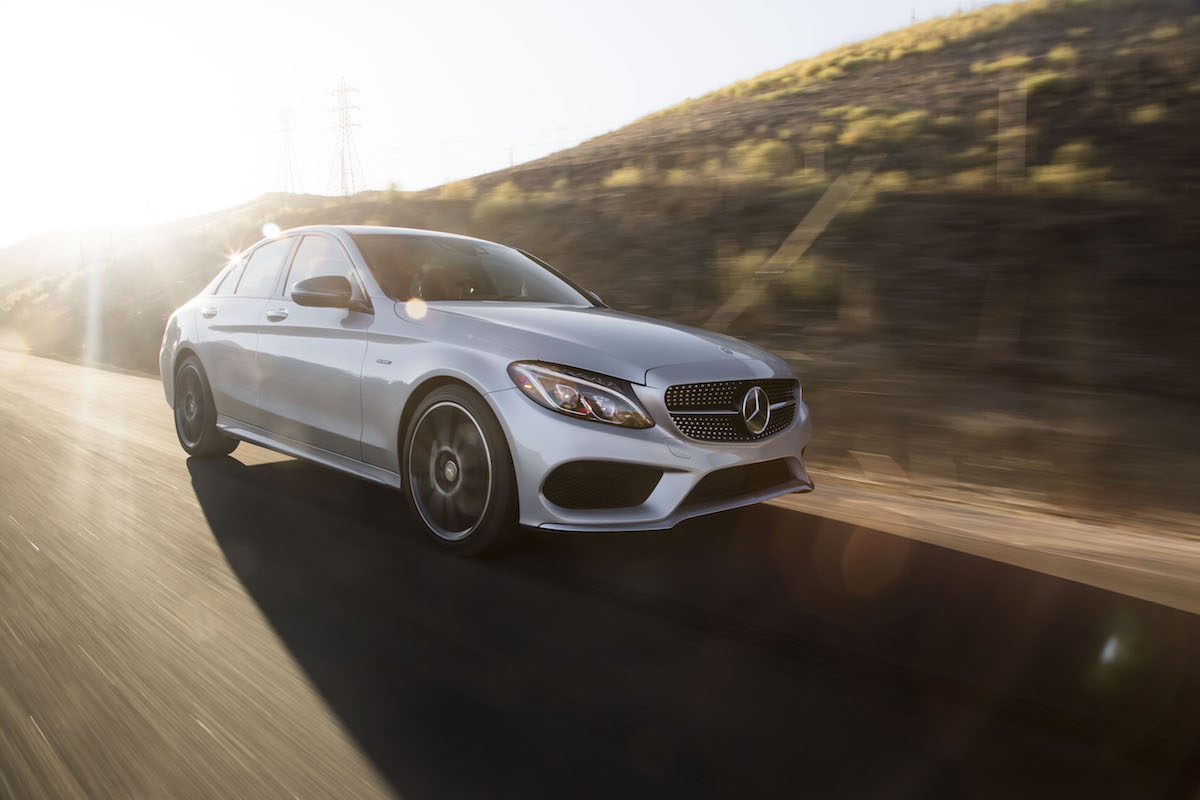 2016 Mercedes-Benz C450 AMG first drive review