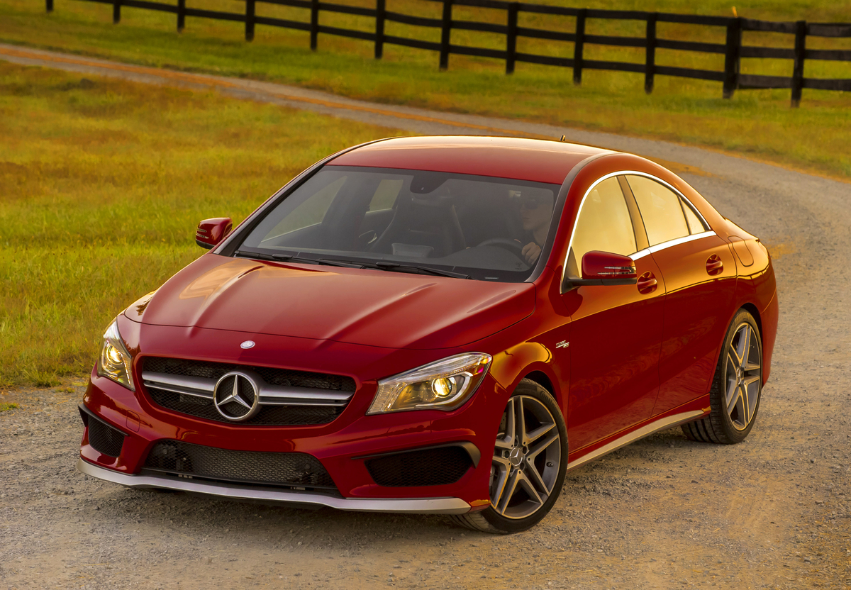 2016 mercedes benz cla class review ratings specs prices and photos the car connection. Black Bedroom Furniture Sets. Home Design Ideas