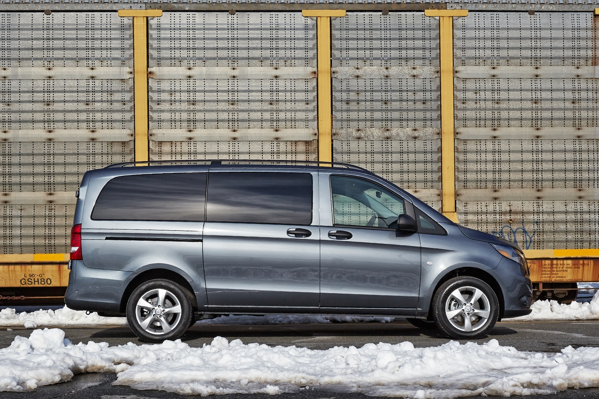 2016 Mercedes Benz Metris Review Ratings Specs Prices And Photos The Car Connection