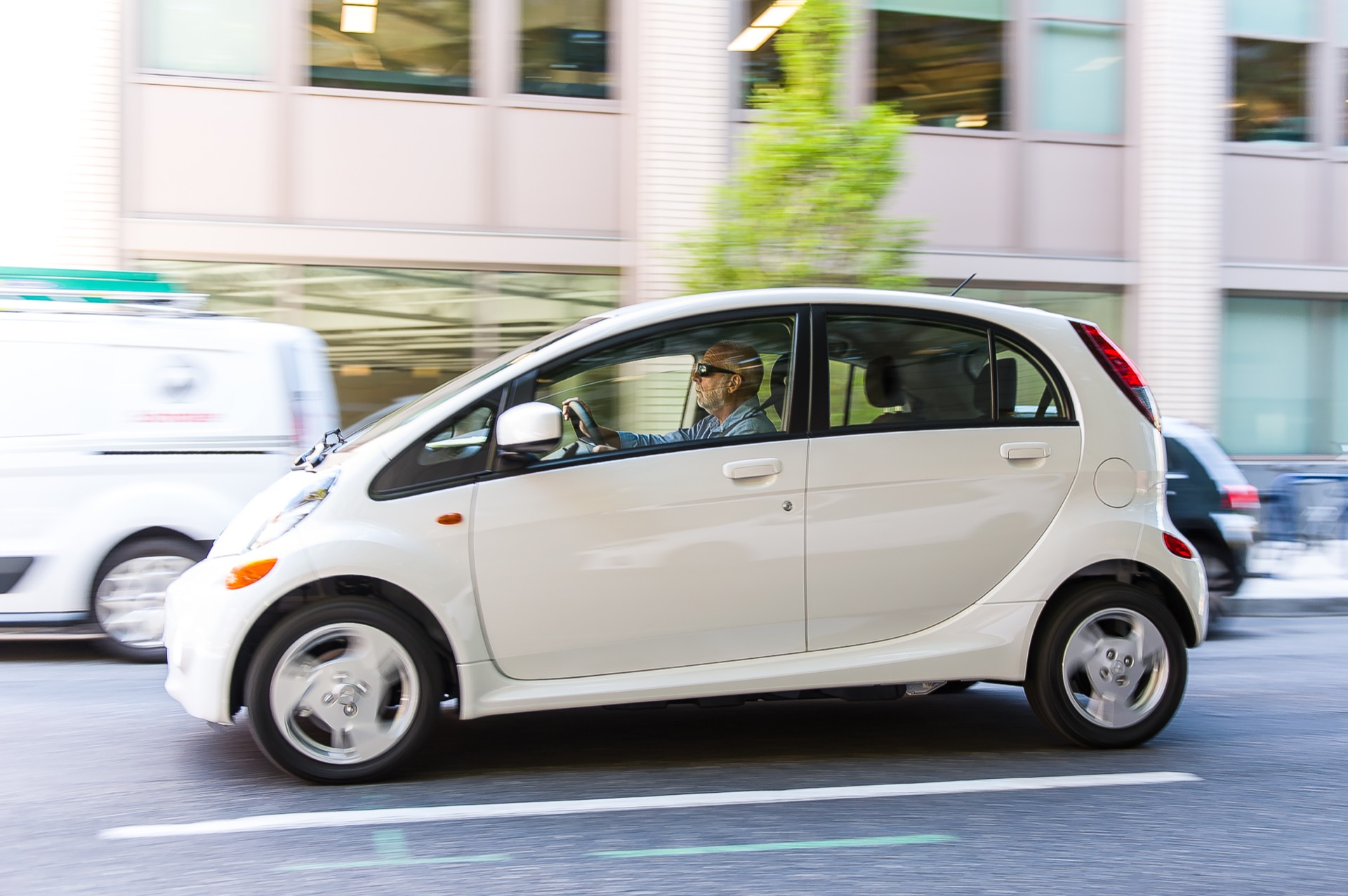 Mitsubishi Electric Car >> Rip Mitsubishi I Miev Lowest Range Slowest Electric Car Departs