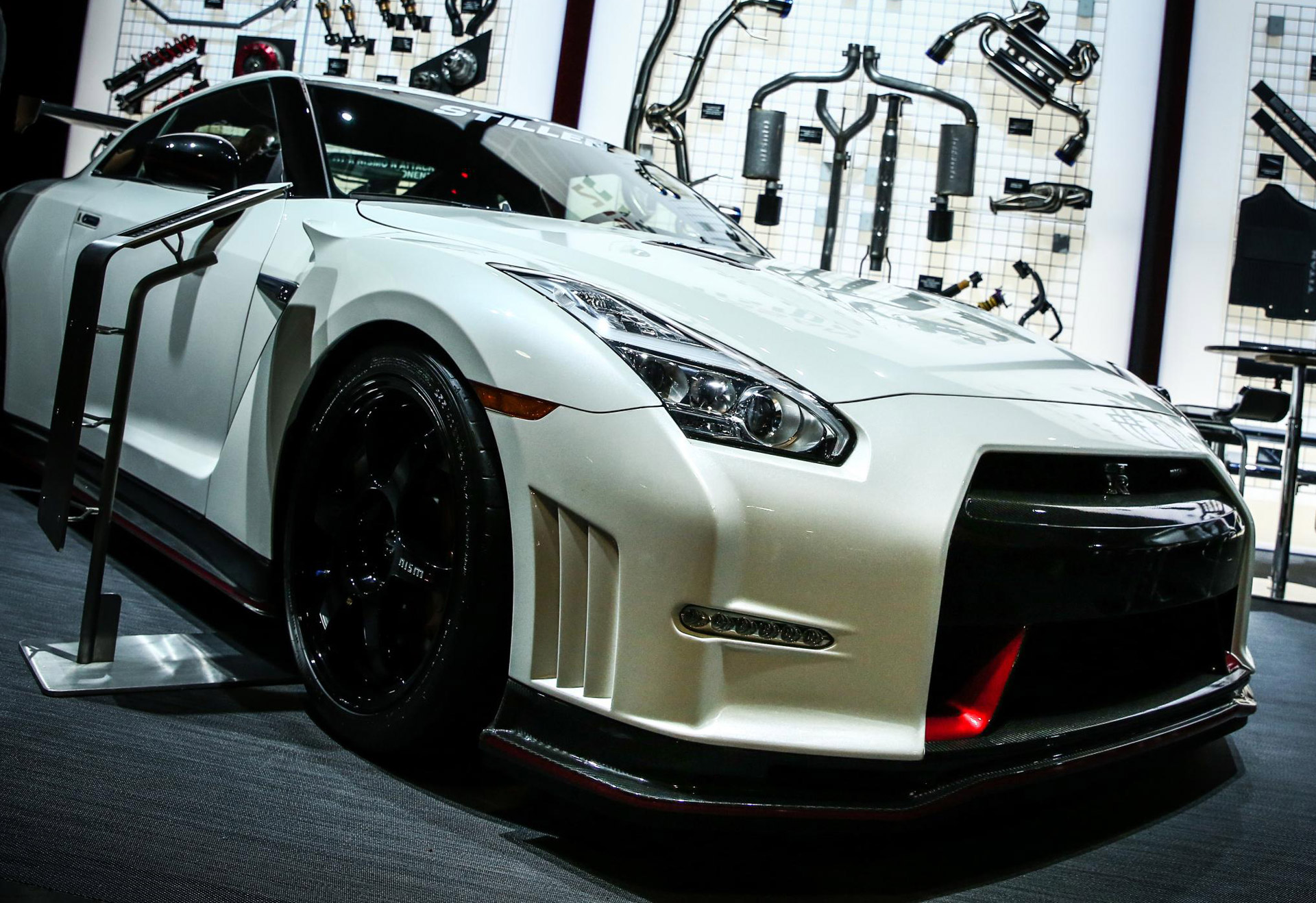 2016 Nissan Gt R Nismo N Attack Package Set For Sema