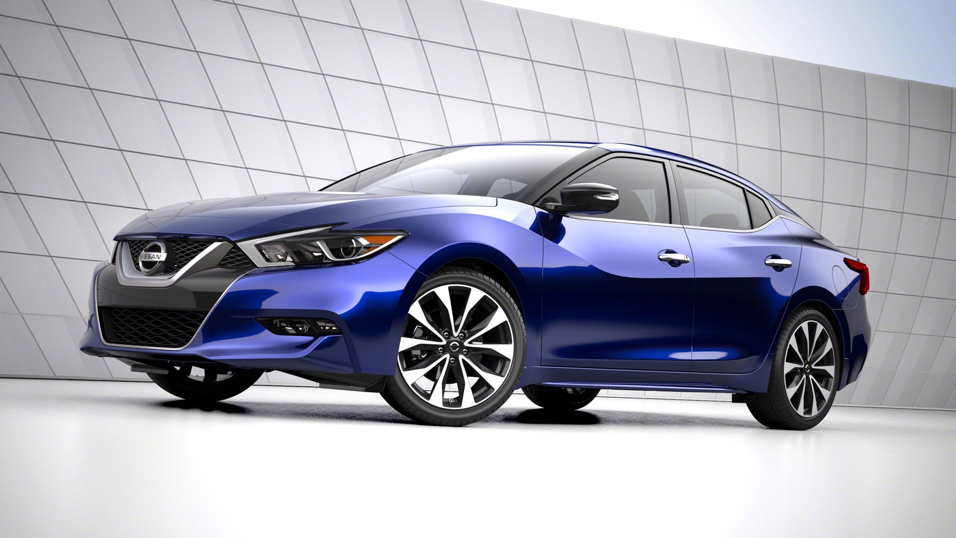 2016 Nissan Maxima Earns Five Star Safety Ratings