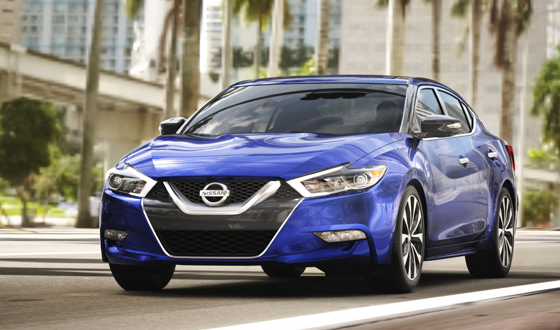 2016 Nissan Maxima Review Ratings Specs Prices And Photos The Car Connection