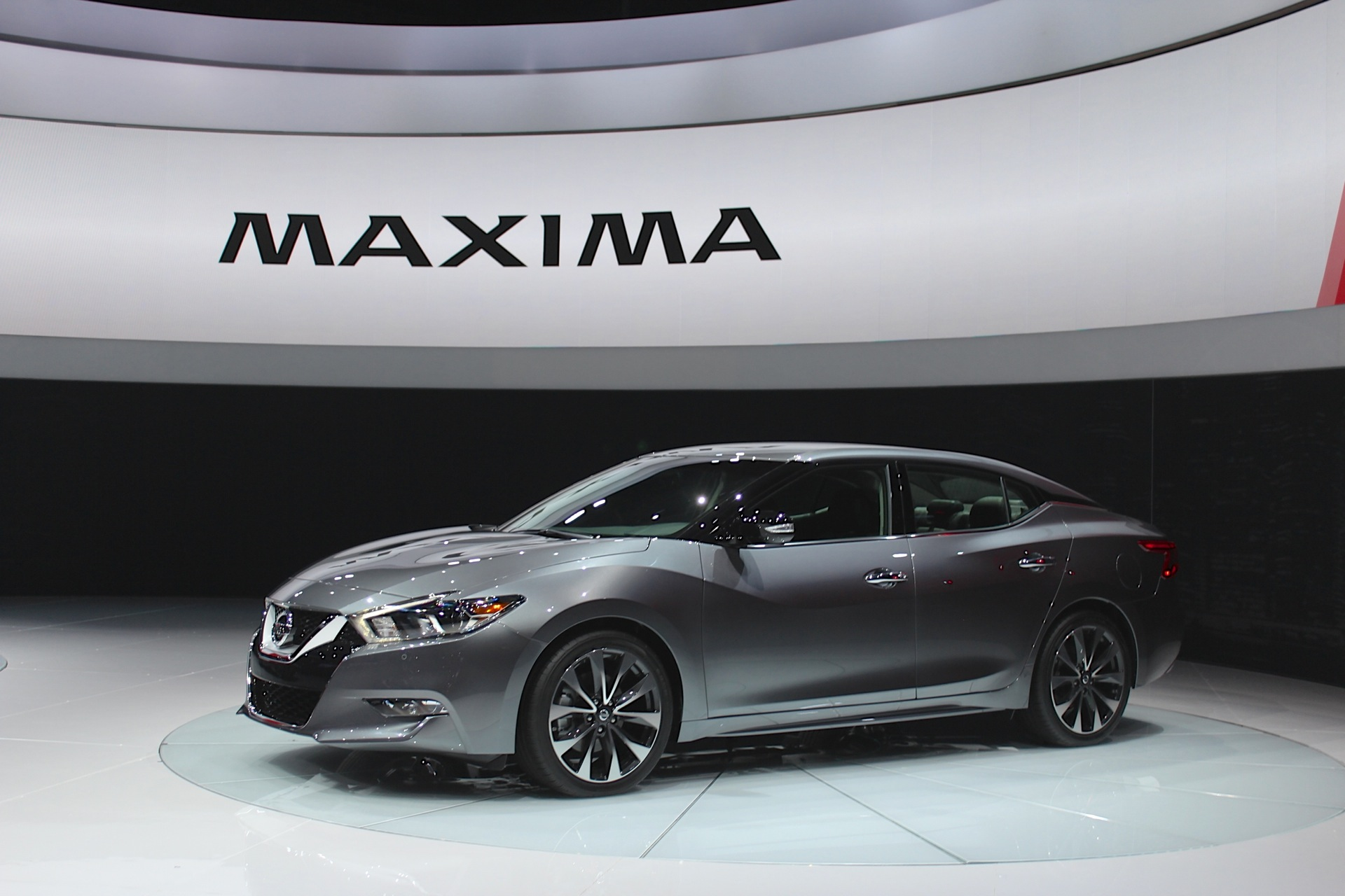 Nissan Hopes To Invigorate Its 4 Door Sports Car With 2016 Maxima Live Photos