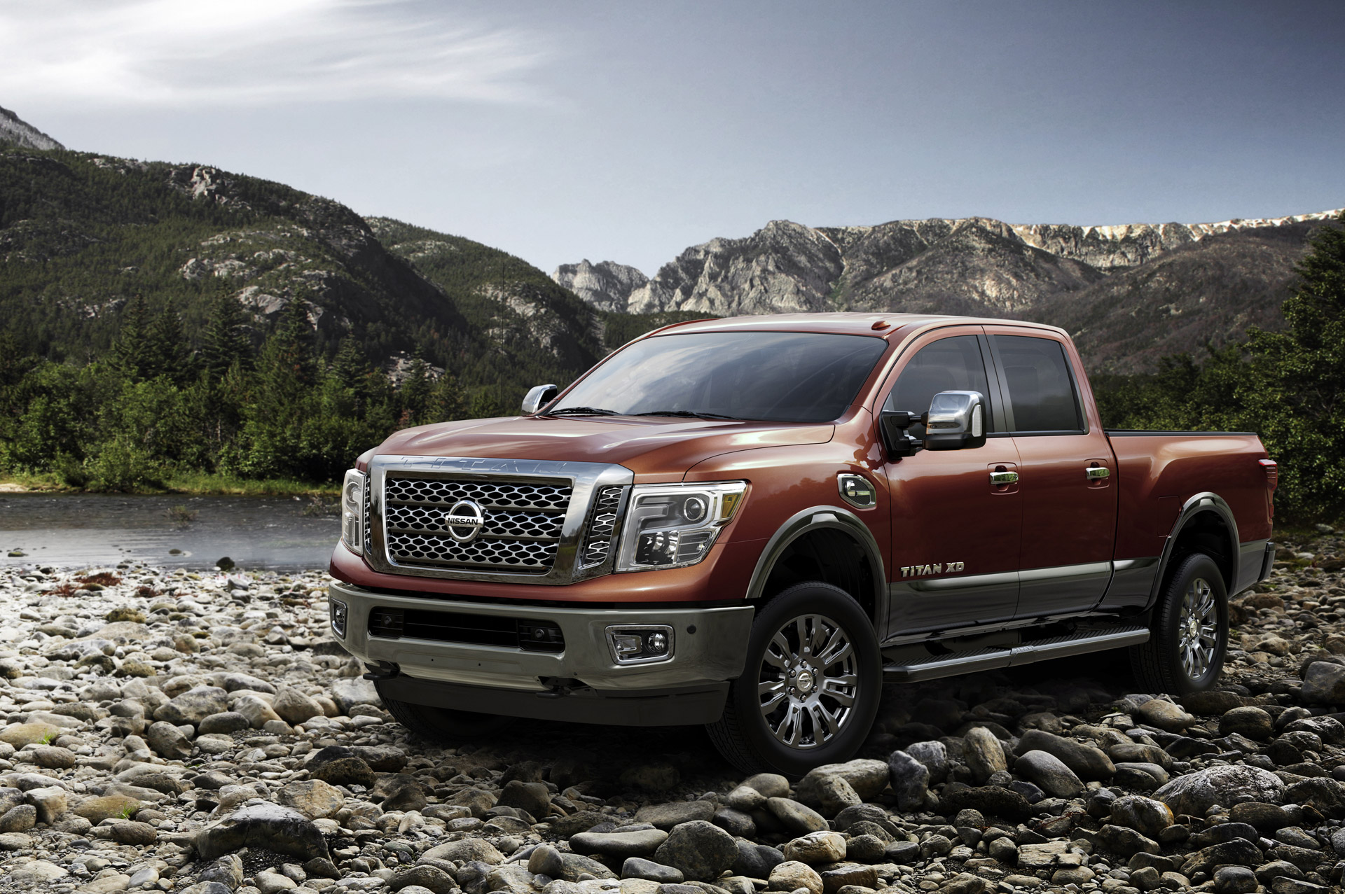 2016 nissan titan diesel xd recalled for fuel tank flaw. Black Bedroom Furniture Sets. Home Design Ideas