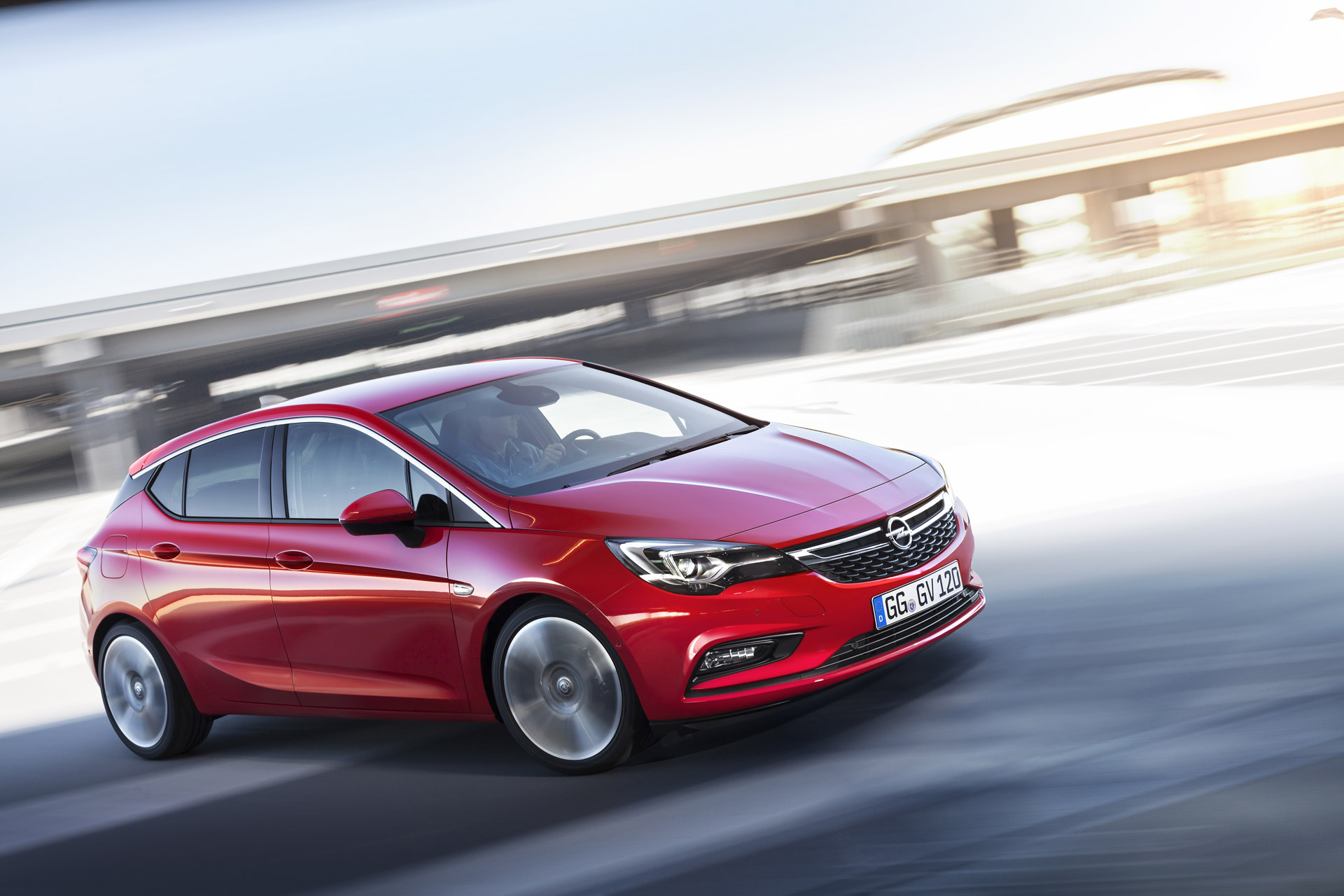 2016 Opel Astra Revealed Ahead Of Frankfurt Auto Show Debut