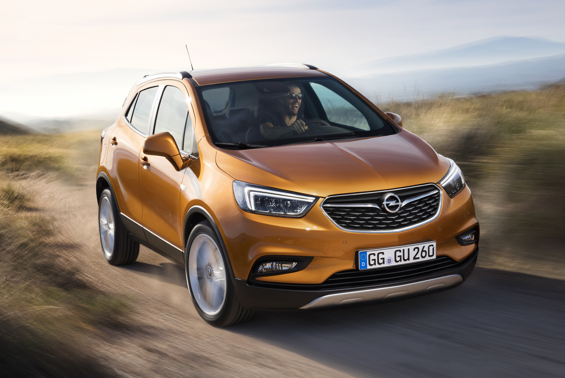 First Drive Opel S New Mokka X Crossover Hits The Spot