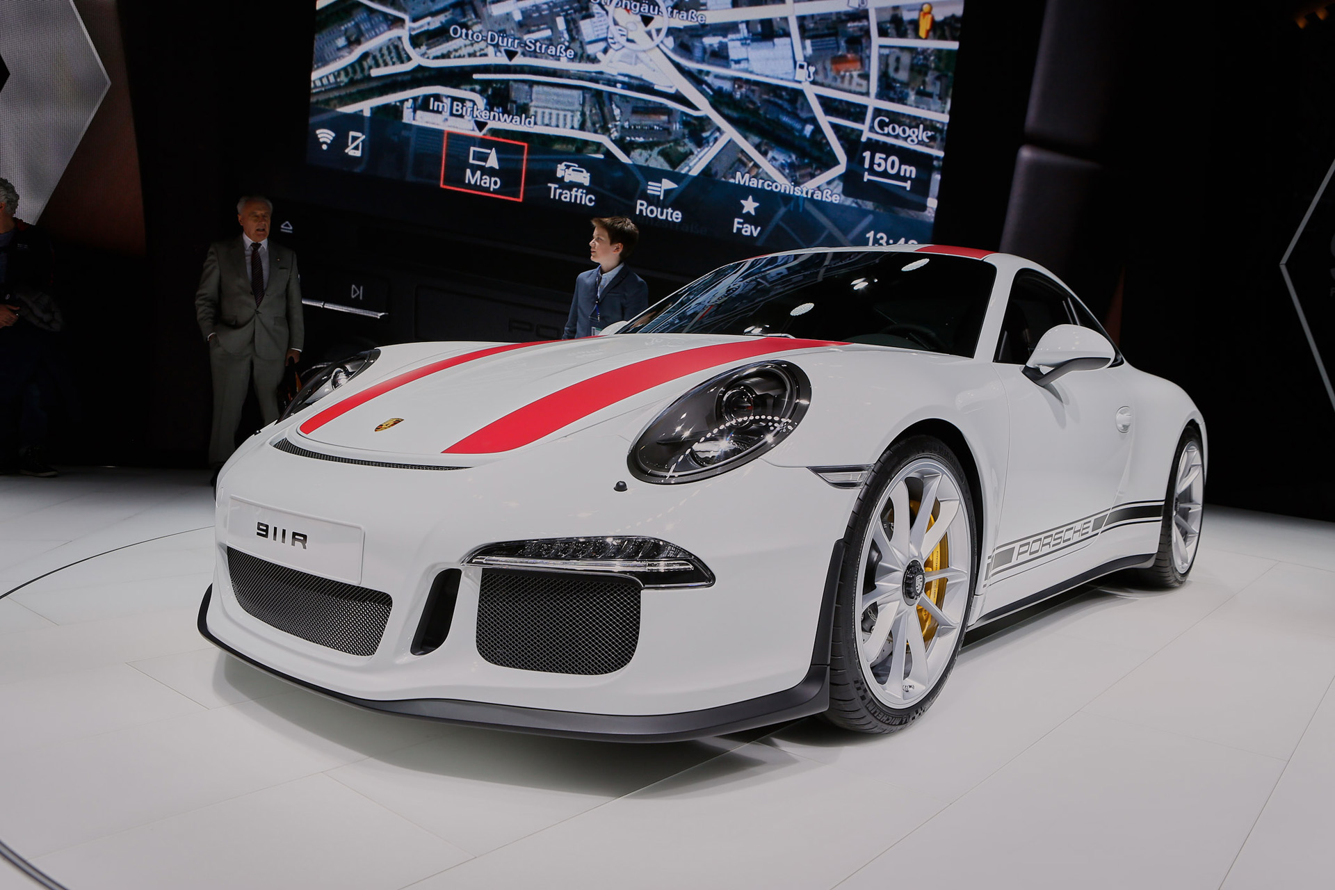 911R For Sale >> Porsche 911 R Selling For Almost 1 3 Million On Used Car Market