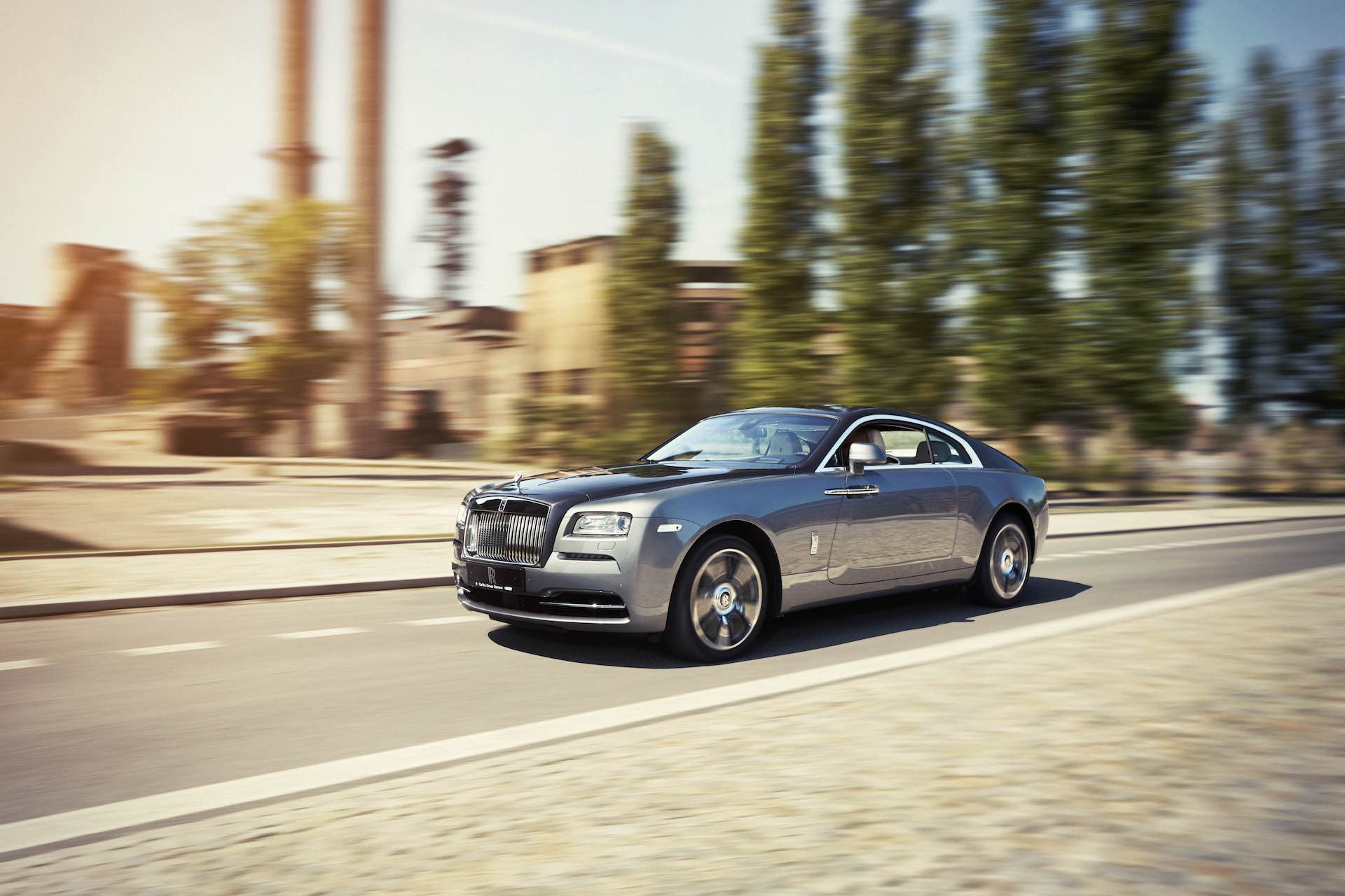 2016 Rolls Royce Wraith Review Ratings Specs Prices And Photos The Car Connection