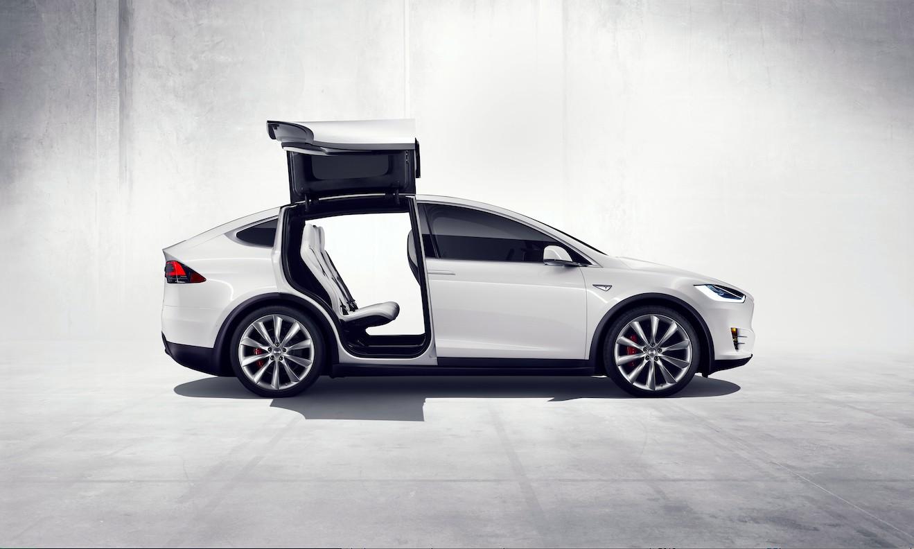 Tesla model x the new safest suv
