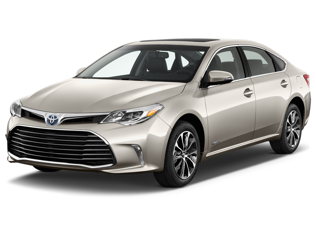 2016 toyota avalon hybrid review ratings specs prices and photos the car connection. Black Bedroom Furniture Sets. Home Design Ideas