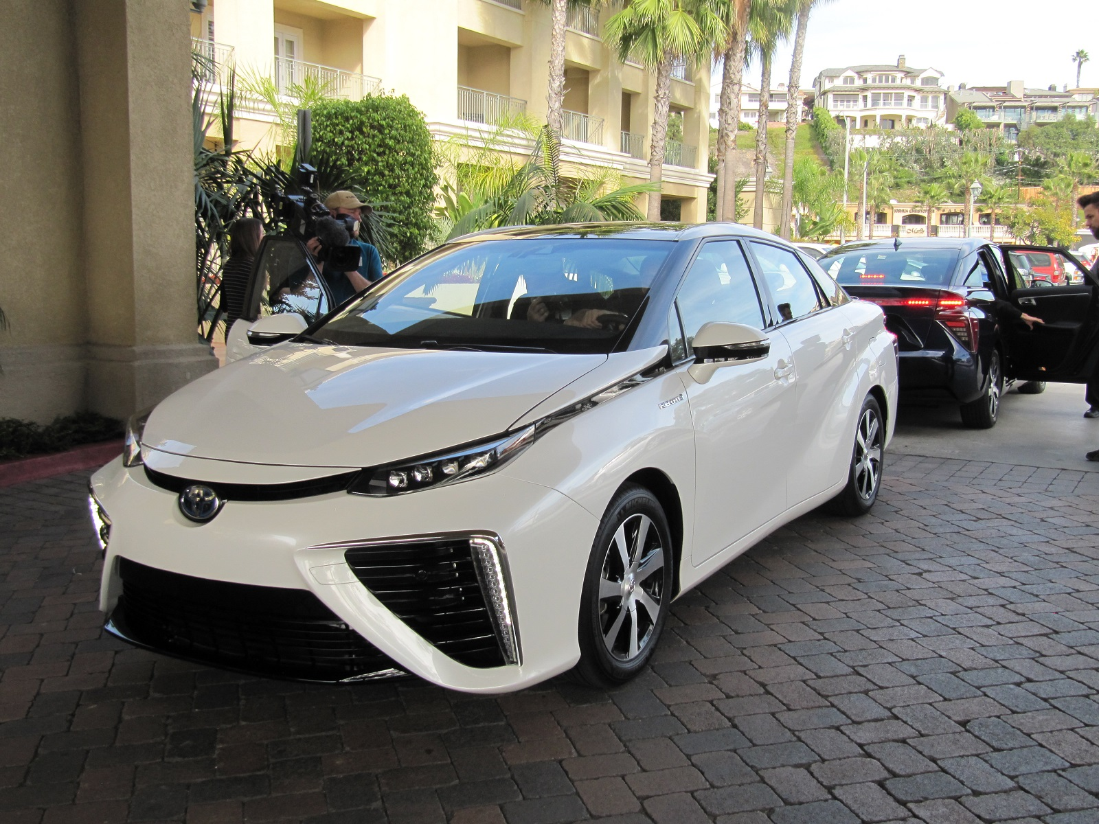 Workplace Charging Hydrogen Car Tax Credit Exhaust Ed Generator Today S News
