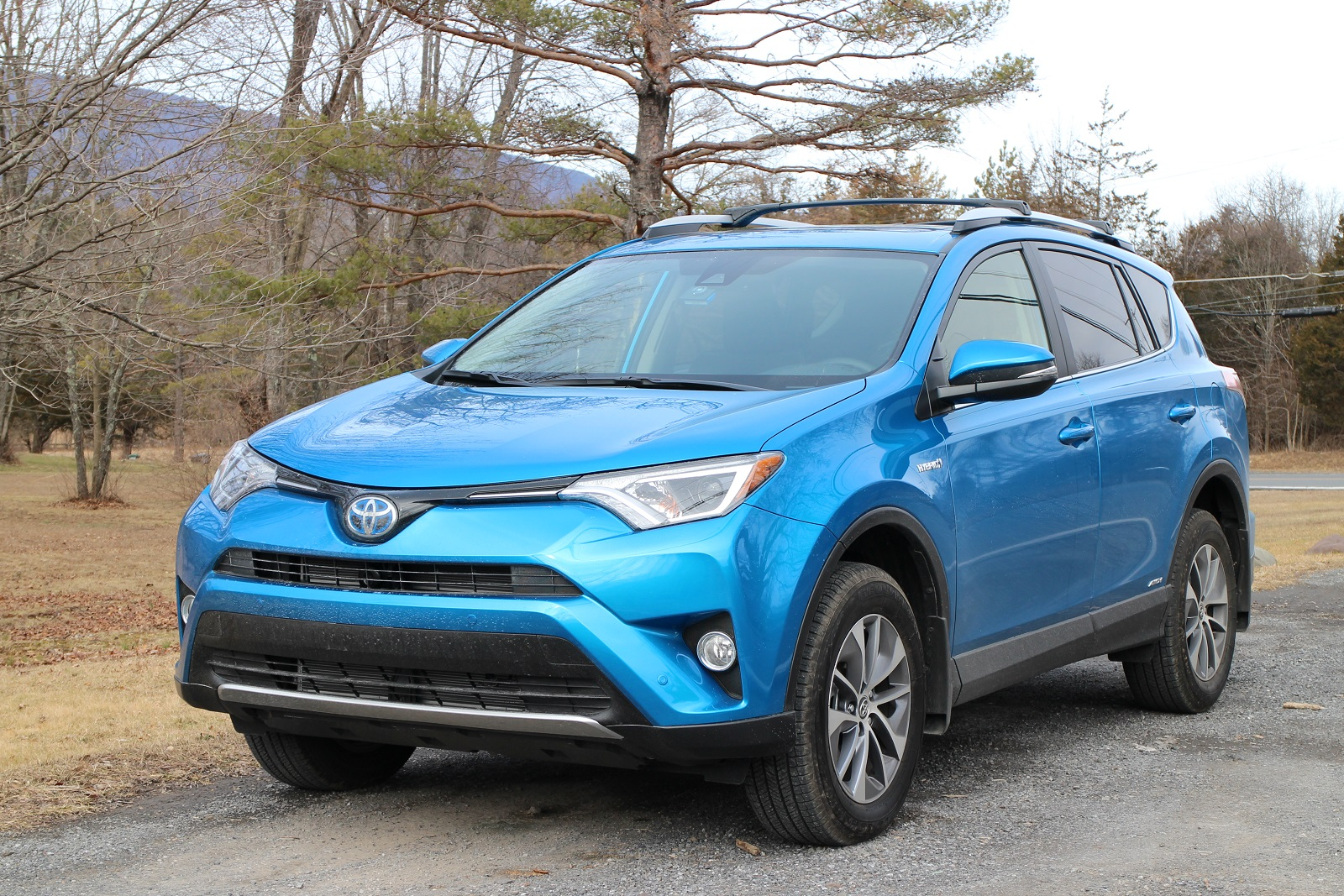 Is Toyota Rav4 Hybrid Suv Hurting Prius V Wagon Sales