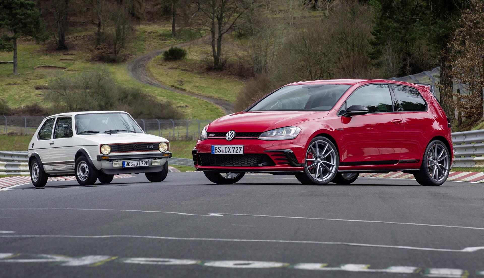 Focus St Vs Gti >> 2016 Volkswagen Gti Vs 2016 Ford Focus St Compare Cars