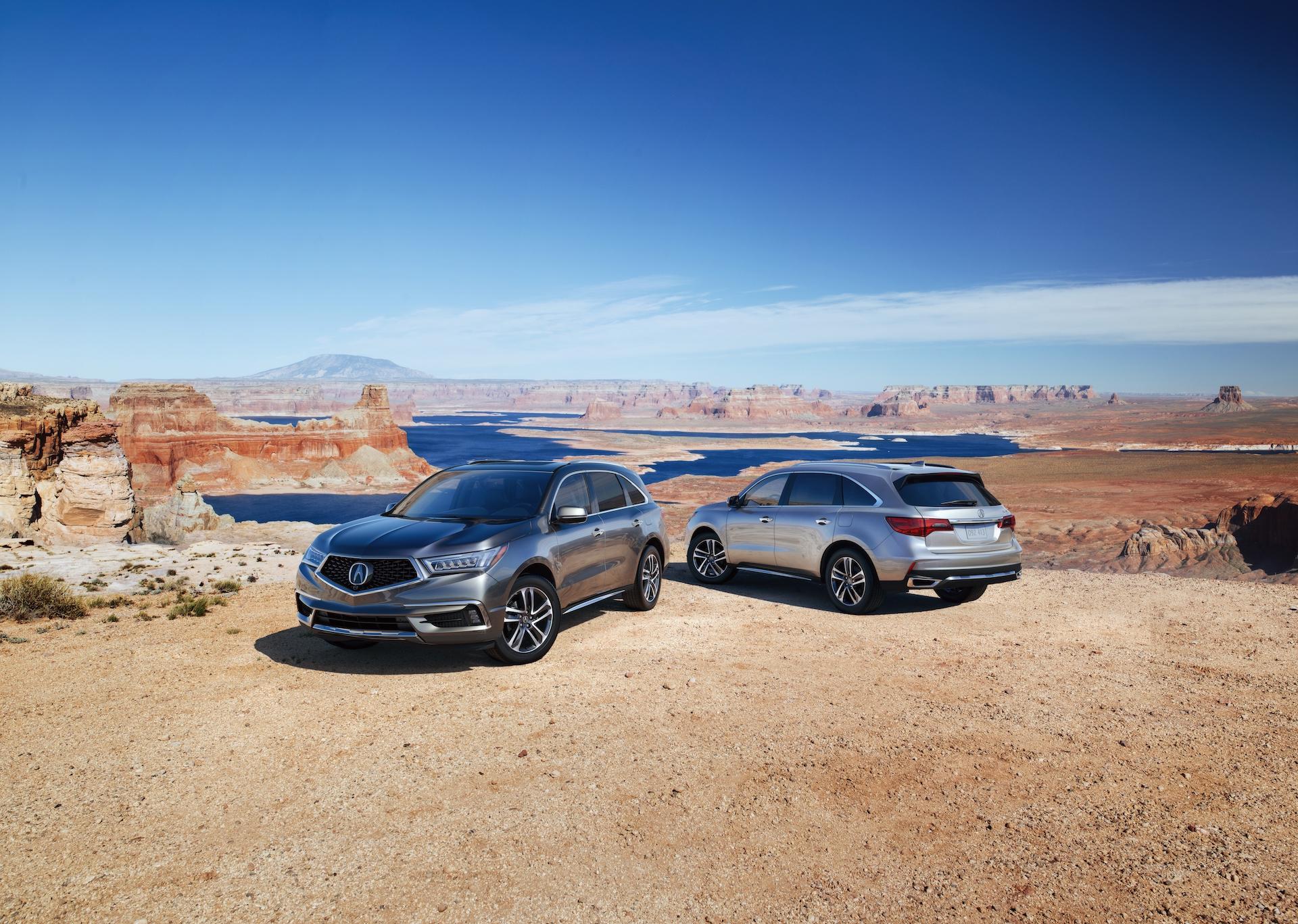 2017 Acura MDX Sport Hybrid to top range start from $52 935