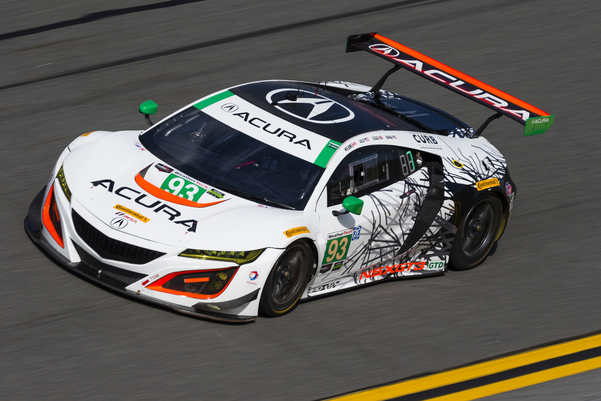 Acura Nsx Gt3 Now Available As Customer Race Car
