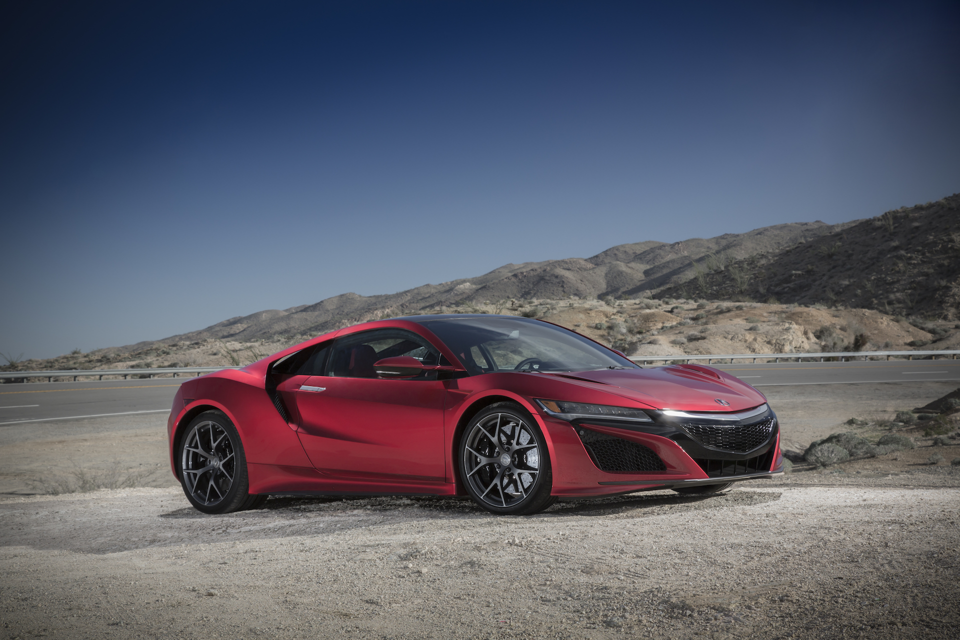 Motor Authority Best Car To Buy Nominee Acura NSX - Acura nsx motor