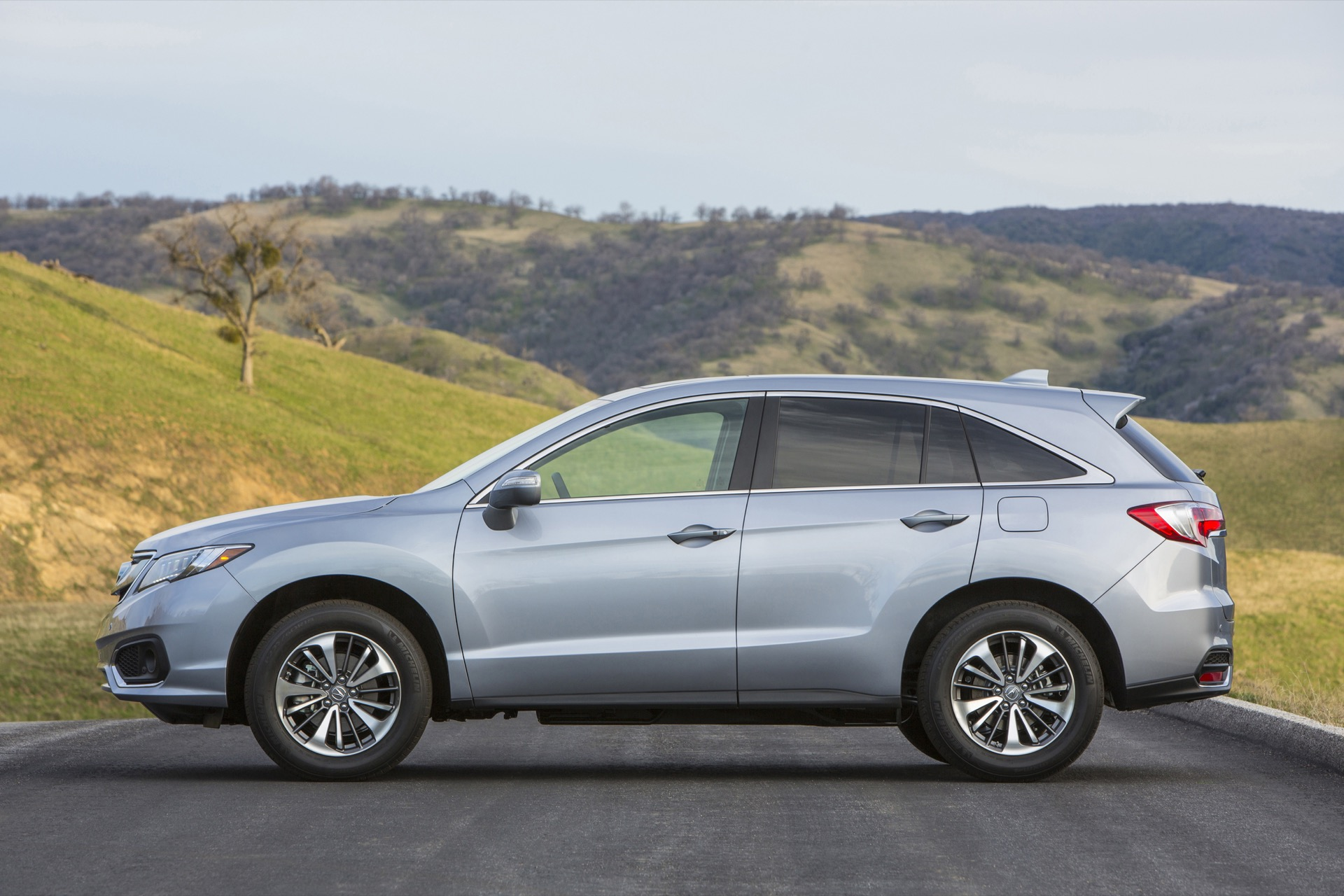 2017 acura rdx gas mileage the car connection