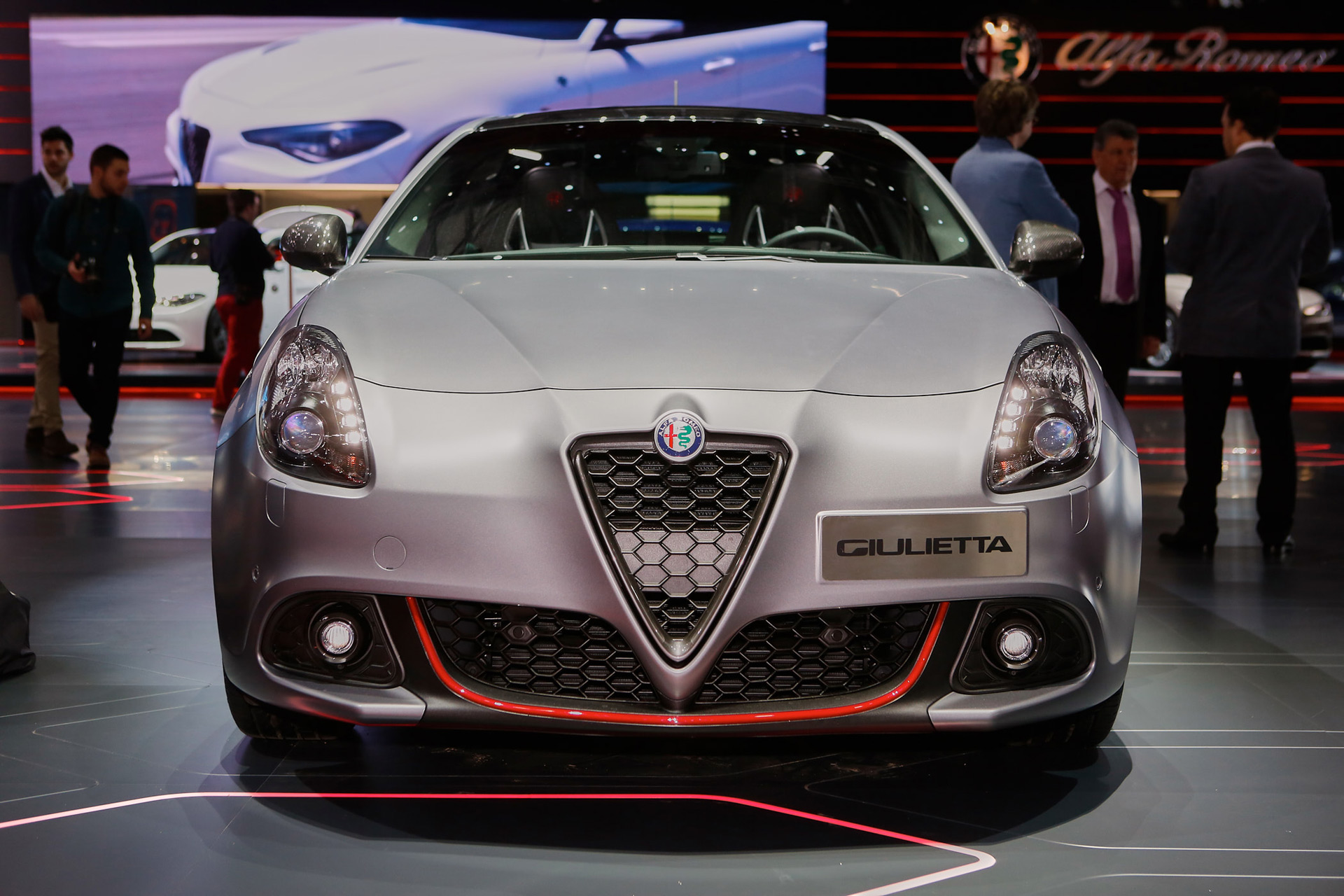 2017 alfa romeo giulietta gets modest updates. Black Bedroom Furniture Sets. Home Design Ideas