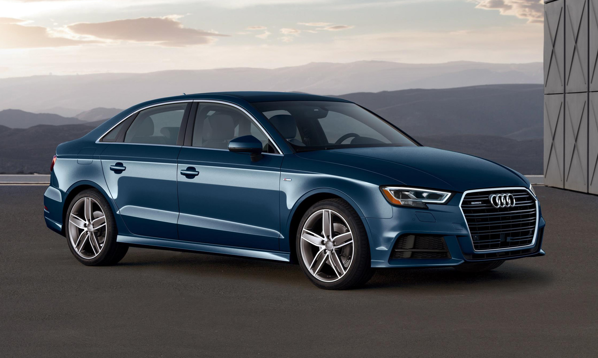 2017 Audi A3 FWD models more power 7 speed dual clutch
