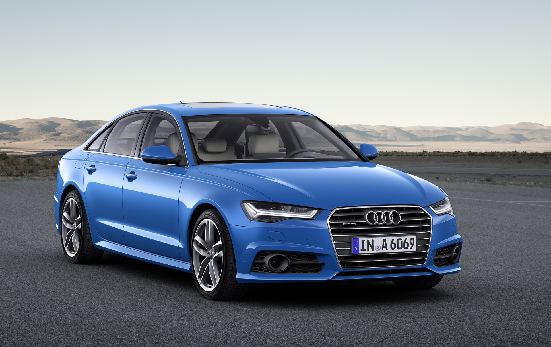 2017 audi a6 and a7 receive a few tweaks. Black Bedroom Furniture Sets. Home Design Ideas