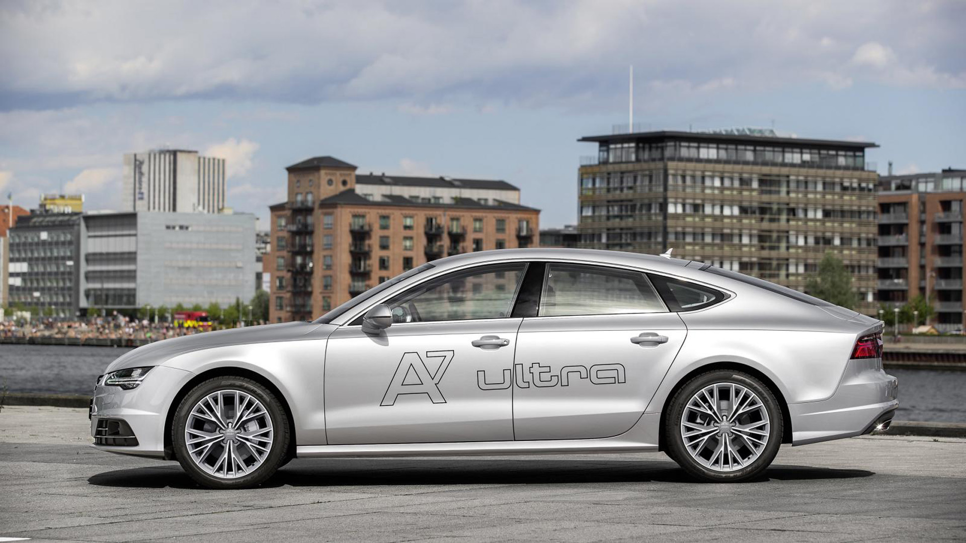 2017 Audi A7 Review Ratings Specs Prices And Photos The Car Connection