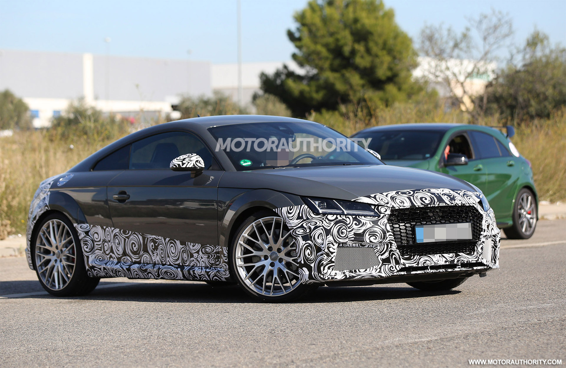 Audi Tt Rs To Debut This Month Rs 3 Coming Next Year Report