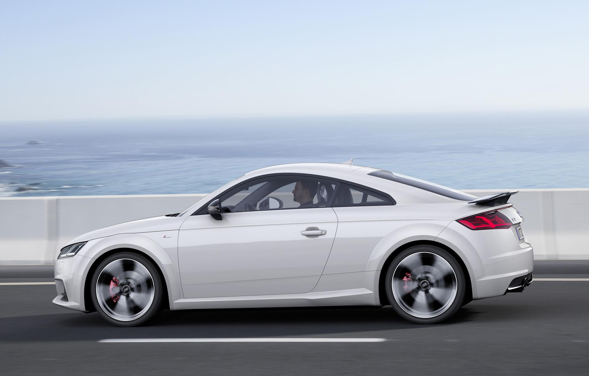 Kelebihan Audi Tt Coupe Review