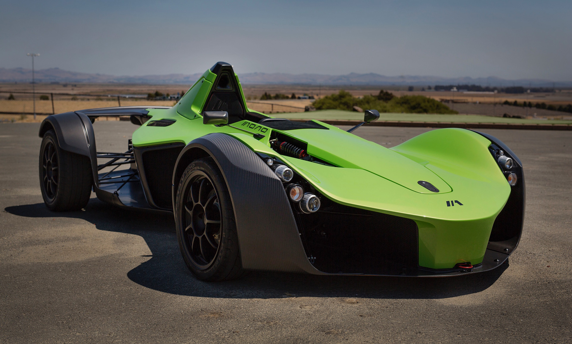 Bac Mono Manufacturer Launches In Us