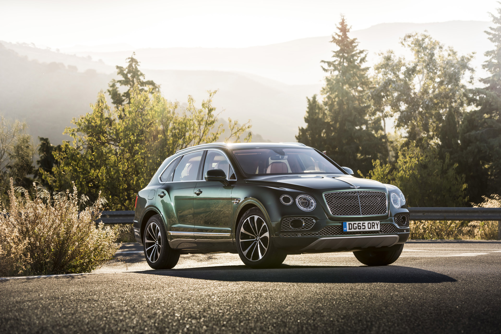 2017 Bentley Bentayga First Drive Review