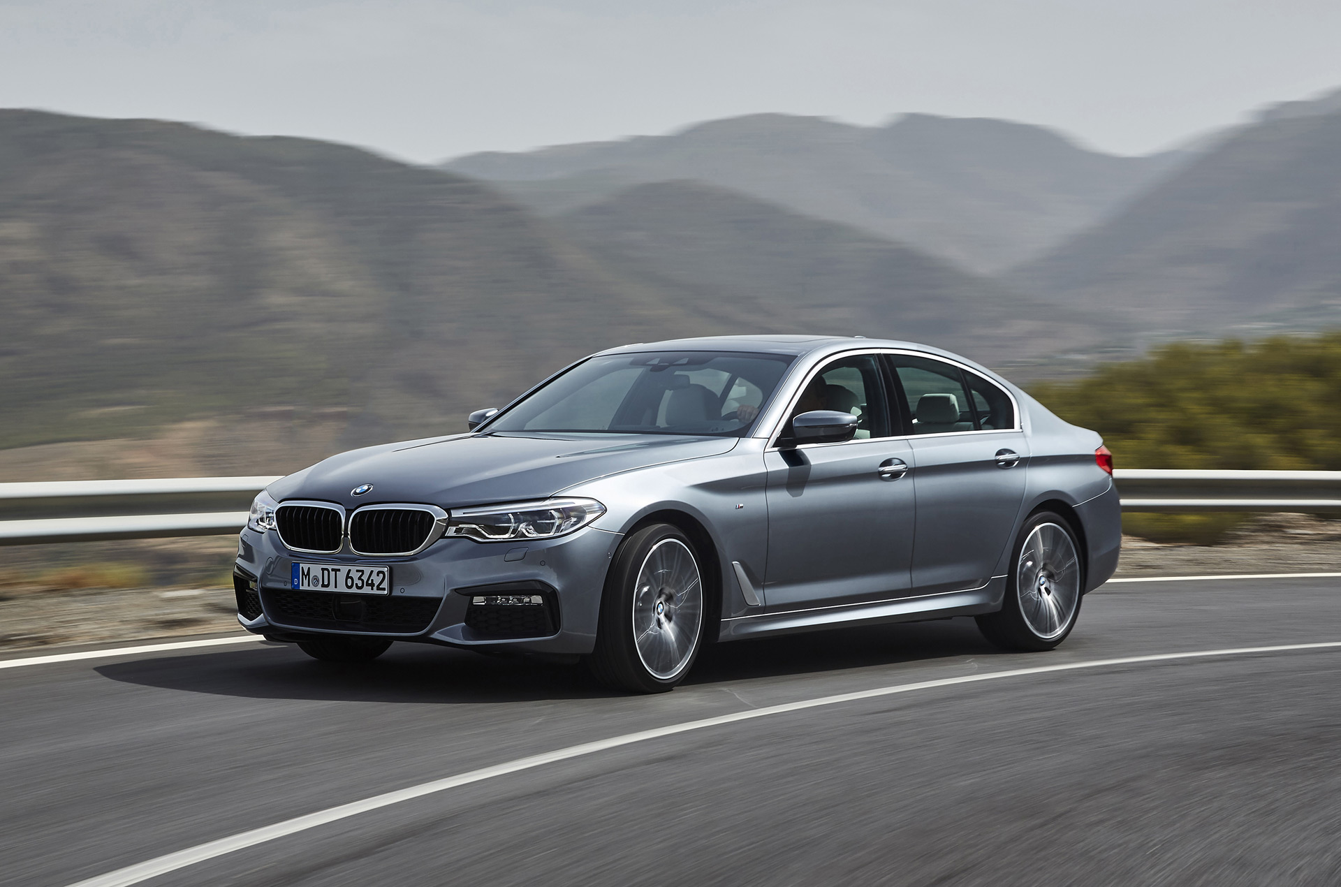 2017 BMW 5-Series Review, Ratings, Specs, Prices, and ...