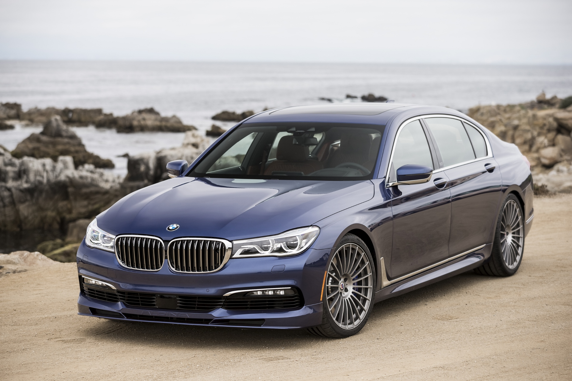 BMW Alpina B First Drive Review A Better BMW - Bmw 750i alpina
