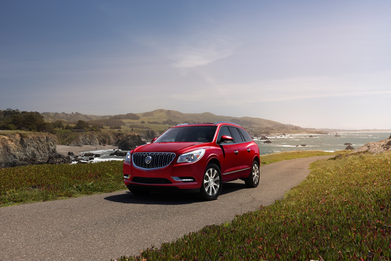 2017 Buick Enclave gets Sport Touring Edition trim