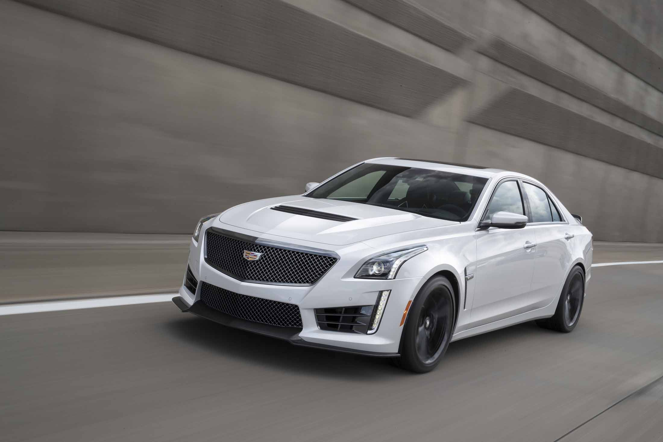 2017 Cadillac Sts >> 2017 Cadillac Cts Review Ratings Specs Prices And Photos