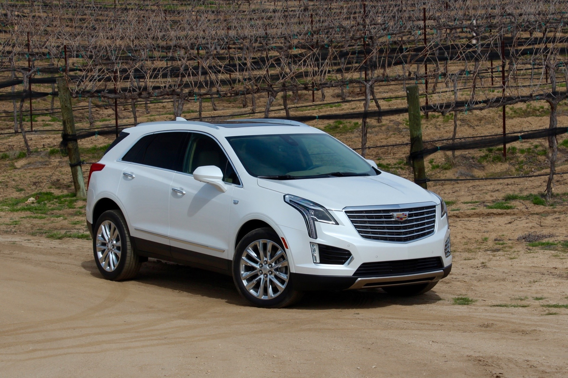 Cadillac Xt5 To Get 4 Cylinder Engine