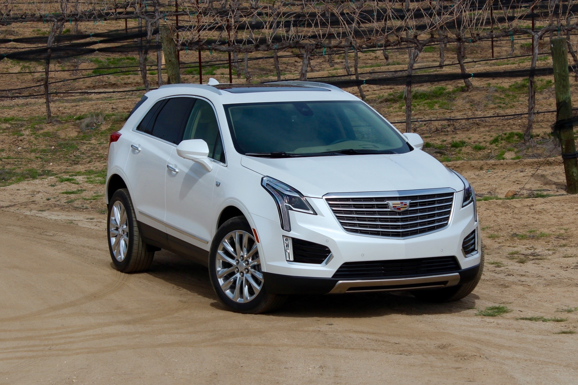 All-new Cadillac XT5 earns Top Safety Pick+ from the IIHS