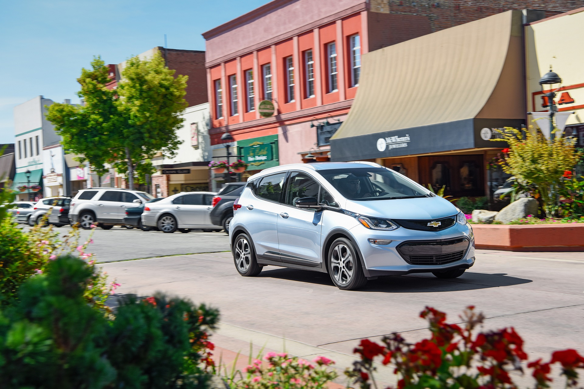 2017 chevy bolt ev price electric car starts at 37 495 before incentives as promised