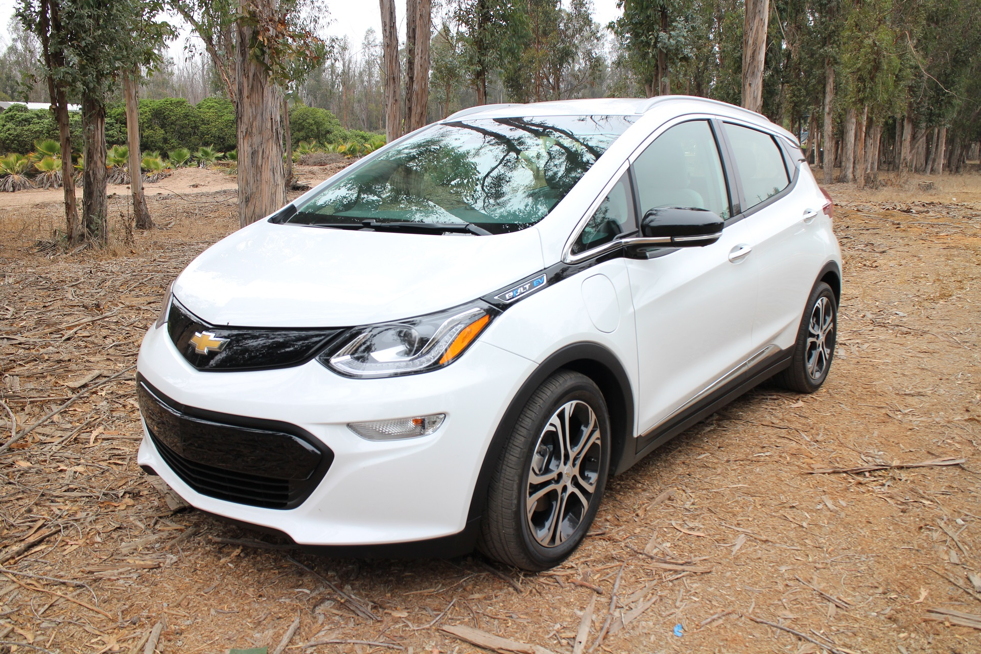 Chevy Bolt EV: Nationwide Sales Moved Up To August For