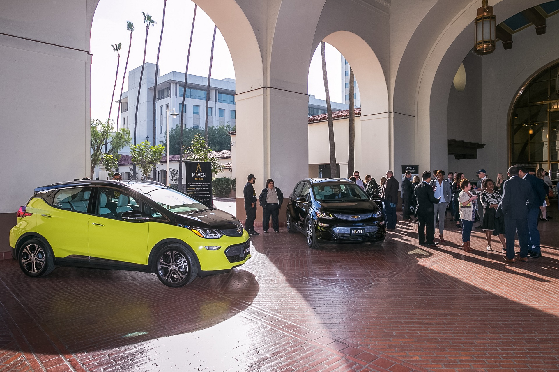 New Deal Auto >> La Green New Deal Targets 80 Percent Evs Less Driving