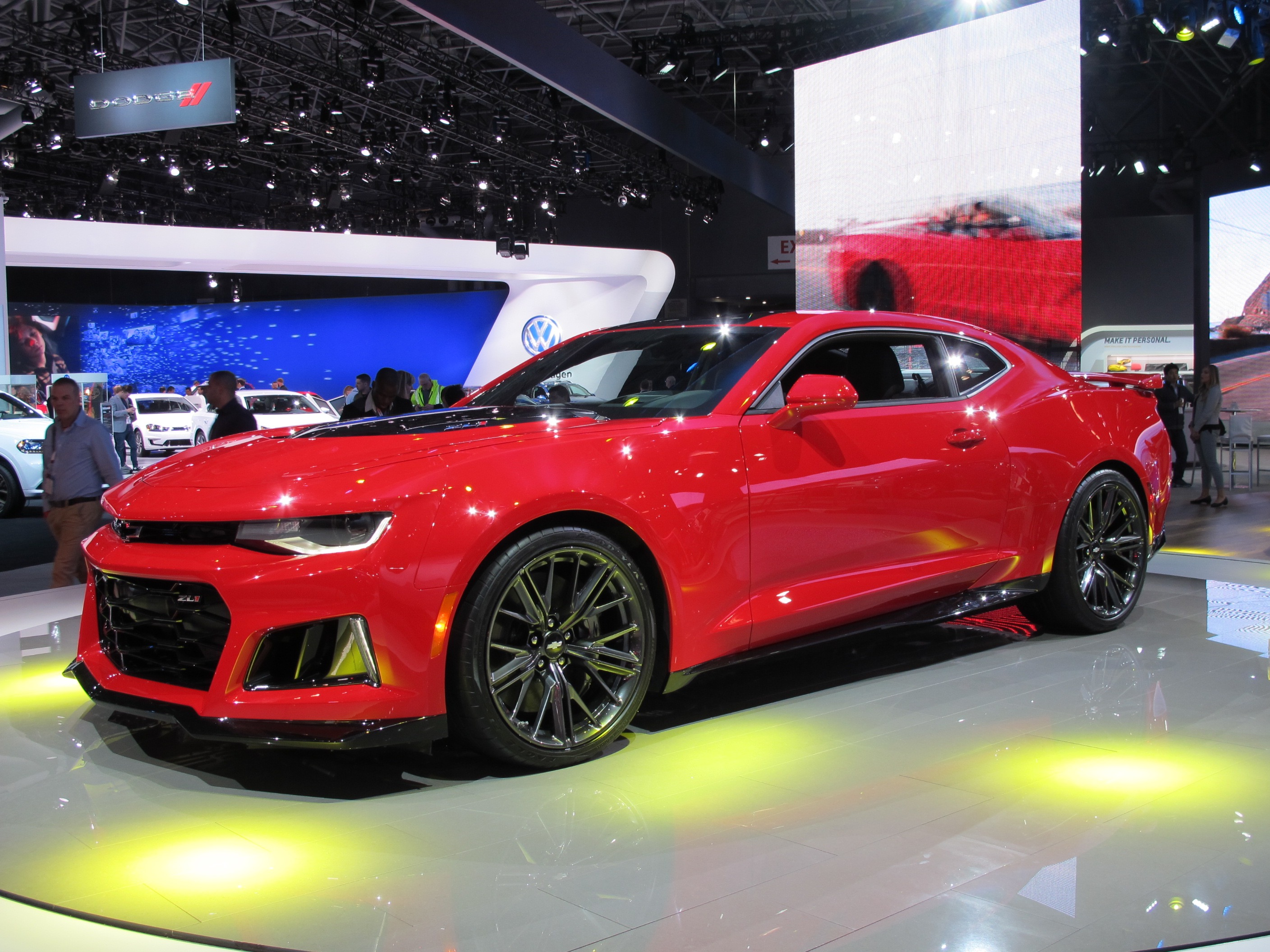 2017 Chevrolet Camaro Zl1 Video Preview