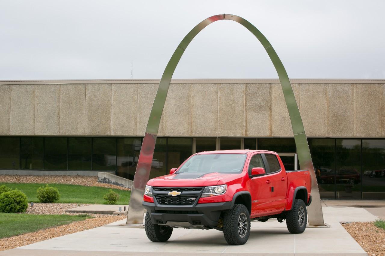 2017 Chevrolet Colorado ZR2 deliveries begin this month
